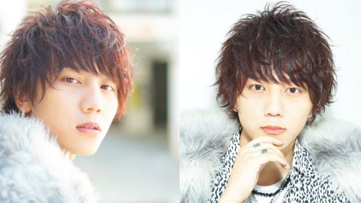 【anime hair】manga mens hair style.    Japanese mens hairstyle