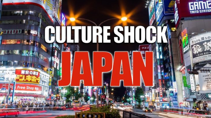 Culture Shock in Japan