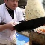 Fried Rice That Dance in the Air from Japanese Food Stall