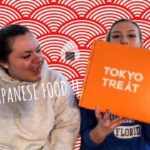 I tried Japanese food !!