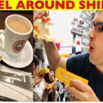 JAPANESE FOOD AND TRAVELING AROUND TOKYO SHIBUYA JAPAN