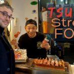 JAPANESE STREET FOOD TOUR – Tsukiji Outer Market Tokyo, Japan