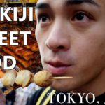 JAPANESE STREET FOOD – Tsukiji Fish Market