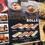Japanese Food | Yayoi | Karaage, Yakiniku Roll and Katsu Toji
