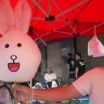 Japanese Street Food   COTTON CANDY ART Chicken, Rabbit, Bear Japan
