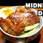 Midnight Diner: Japanese Style Chicken Rice | BEST STREET FOOD IN ASIA
