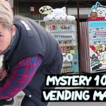 Mystery 10 cent Vending Machine in Japan *FOOD & DRINKS*