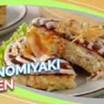 Resep Sahur Praktis: Okonomiyaki Ramen Barbeque, Japanese Food Buat Sahur yang Gampang Abis!