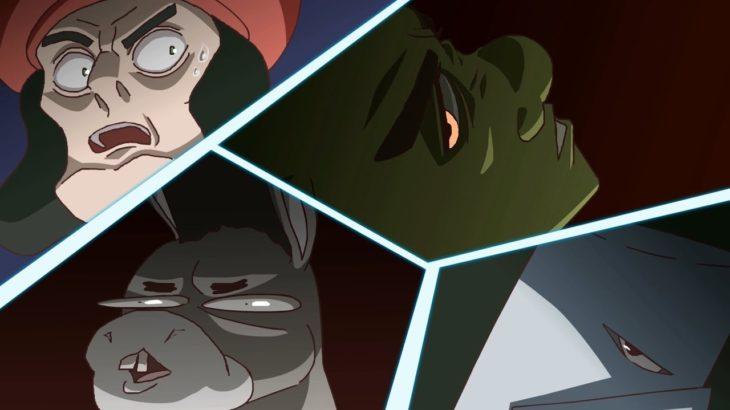 SHREK vs KNIGHTS – Top 10 Anime Fights (Shrek Retold)