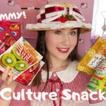 ♥ [ad] YUMMIEST JAPANESE SNACKS | Pop Culture Snack Box Review | BunnyFrills ♥