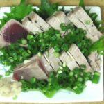 土佐風料理-Cuisine of TOSA (Kochi Prefecture, Japan)-Japanese food【江戸長火鉢 86杯目】