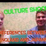 Culture Shock? | Differences Between England and Japan!