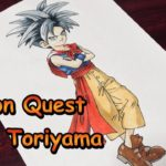 【How to draw】Japanese anime MANGA DRAGON QUEST MONSTERS JOKER 2 Art drawing By Akira Toriyama