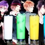 I Recreate Diabolik Lovers Anime Cafe Drinks from Japan! Official Recipe! Ami Yoshiko