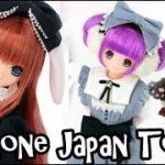 JAPANESE ANIME DOLL SHOP TOUR AZONE AKIHABARA