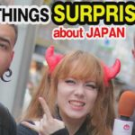 Japanese CULTURE SHOCK!! What surprises foreigners who come to Japan?
