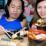 Japanese Food Mukbang | Taga Pagadian