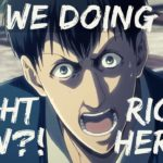 Learn Japanese with Anime – Are We Doing It? Right Now?! Right Here?!