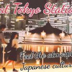 Look at Tokyo Station Feel the atmosphere of Japanese culture看东京车站 感受日本文化的氛围【紅葉視頻】