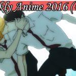 Top 10 Japan's Weekly Anime 2016 (#17)