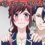 Top 10 Japan's Weekly Anime 2016 (#30)