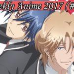 Top 10 Japan's Weekly Anime 2017 (#01)
