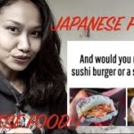 Would you rather I Japanese food edition