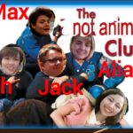 the not anime club (Japanese class final 2019)