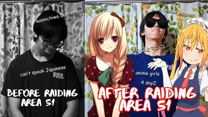 5 must know Japanese phrases before raiding area 51 for anime girls | [Dansoo Japanese]