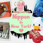 ♡ 6 Places to Find Japanese Culture in New York City ♡ (Omoshiroi Nippon Video Award Entry)
