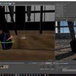 Anime/Japanese Inspired Classroom – Speed Art   Cinema 4D/Octane