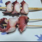 夏にタコで呑む-Cooking Boiled Octopus-Japanese food【江戸長火鉢 90杯目】