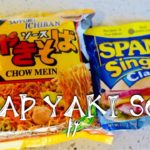 Delicious Easy Instant Yaki~Soba (Fried Noodles Japanese style)