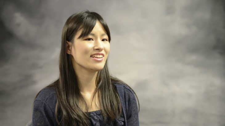 English Language Learning at KCC: Japanese ELL student Yuki Wakabayashi