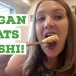 HOW AMERICANS EAT SUSHI [ An American guide for Japanese Friends ]