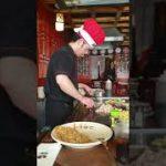 Hibachi Japanese Food Presentation