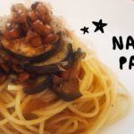 How to cook Japanese natto pasta & recipe【 Neo Japanese Cooking 】