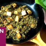 How to cook vegan saag paneer with tofu & recipe【 Neo Japanese Cooking 】