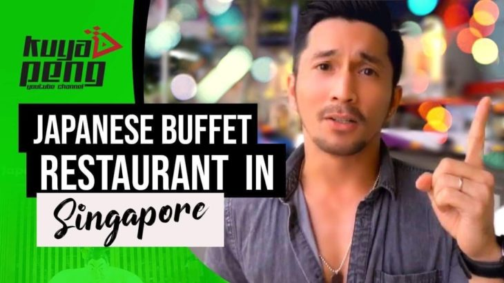 JAPANESE BUFFET RESTAURANT IN SINGPORE