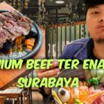 JAPANESE FOOD – Flaming Beef & Fresh Sushi In SEIGO Tunjungan Plaza