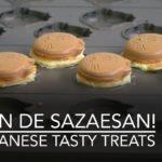 JAPANESE FOOD | Sazaesan | Lien De Sazaesan | Tokyo, Japan