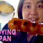 Japan Food Vlog / more Mochi desserts, Dango and Sushi