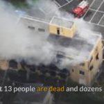 Japan anime studio arson attack kills 23