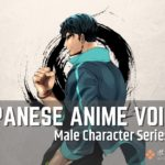 Japanese Anime Voices:Male Character Series Vol 3