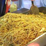 Japanese Chow Mein | Japan Teppan Fried Noodles | Taiwan Street Food