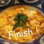 Japanese Food Recipe (Oyakodon, Komatsuna & fried tofu, Clam miso soup) 教你做日本料理