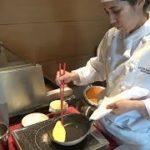 Japanese Omelette – All You Can Eat BREAKFAST BUFFET in Japan