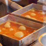 玉子焼き, 築地市場∥Japanese Omelette Tamagoyaki∥Japanese Street Food