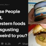 Japanese People Share Western Foods That Seem DISGUSTING/WEIRD