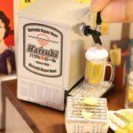 Japanese Pub Izakaya Re-MeNT Miniature Fake Food
